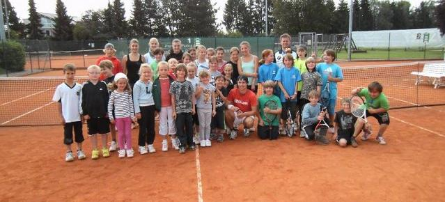 Bild Tenniscamp